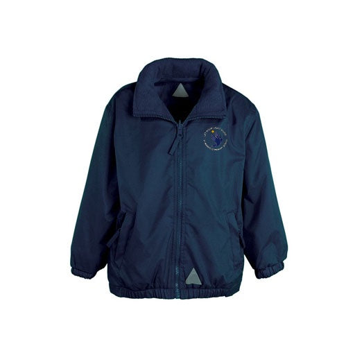 St. Mark's Reversible Jacket - New!