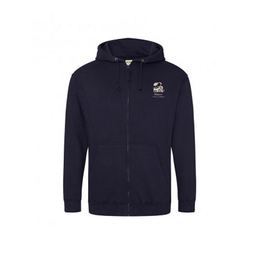 Manor Didcot Zipped Sports Hoodie