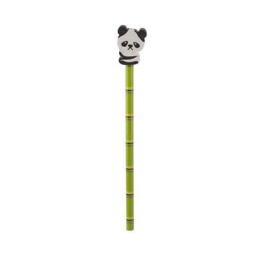 Pencil with Panda Eraser