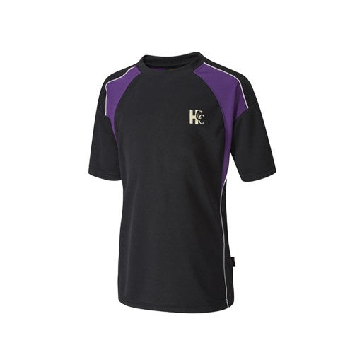 Hailsham PE Top - Murray (Purple)