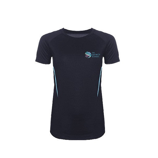 Gatwick School Senior Girls PE Top