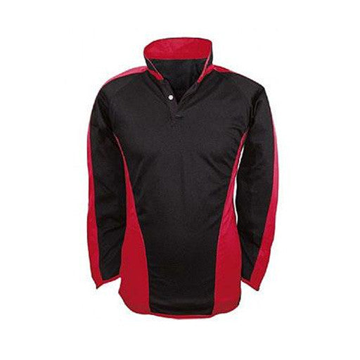 Black/Red Rugby Shirt
