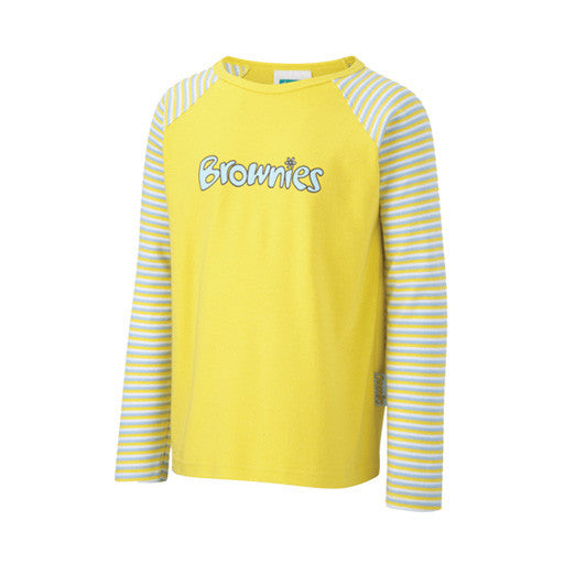 Brownie Long Sleeved T-Shirt