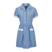 Gingham Dress - Blue/White
