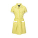 Gingham Dress - Yellow/White