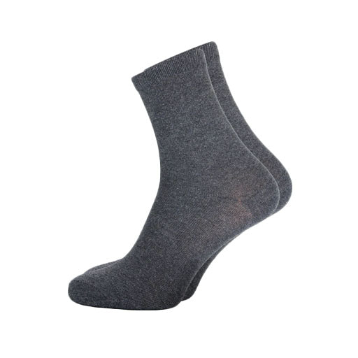 School Socks (Pack of 3) - Charcoal Grey