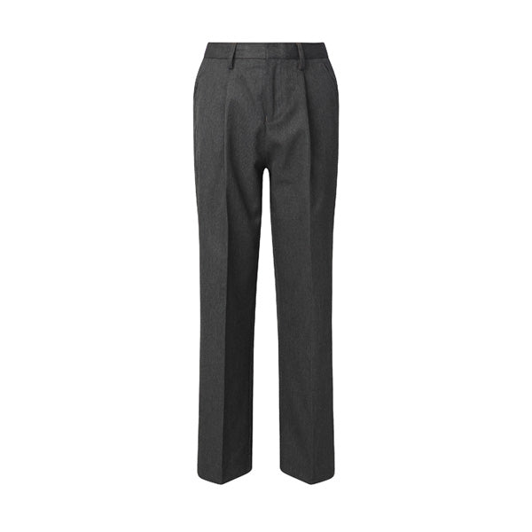 Junior Boys-Fit Trousers - Grey