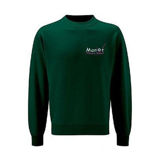Manor Green Jumper