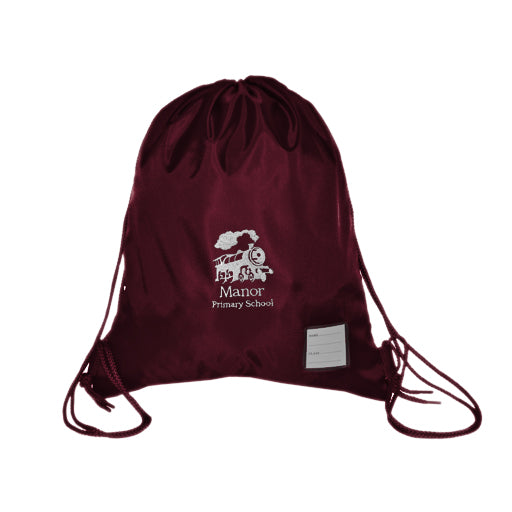 Manor Didcot PE Bag