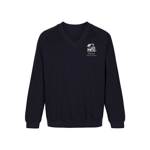 Manor Didcot V-Neck Jumper