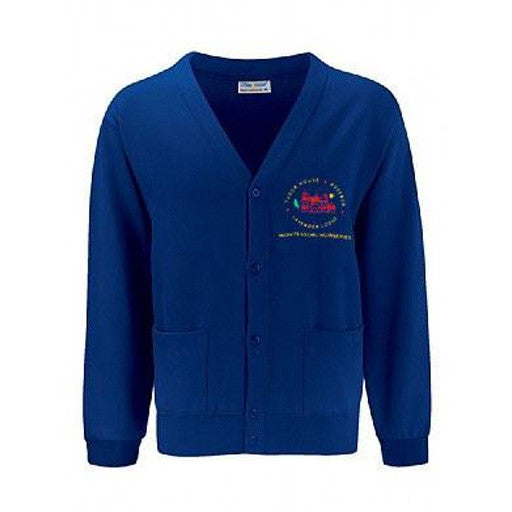 Montessori Nursery Cardigan
