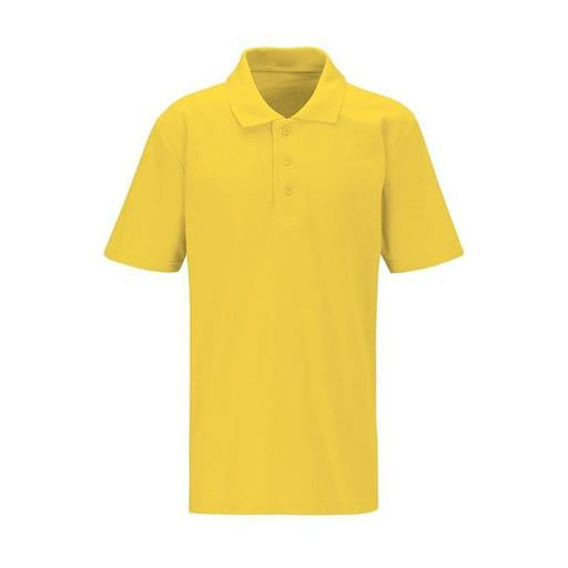 Polo Shirt - Gold