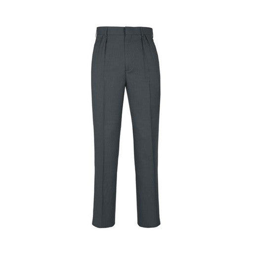 Boys Suit Trousers - Grey