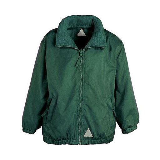 Reversible Jacket - Bottle Green