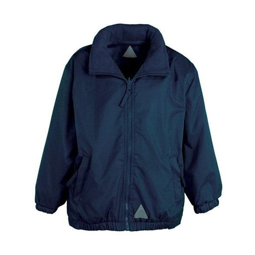Reversible Jacket - Navy