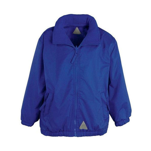 Reversible Jacket - Royal Blue