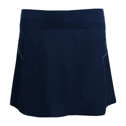 Aptus Girls PE Skort - Navy