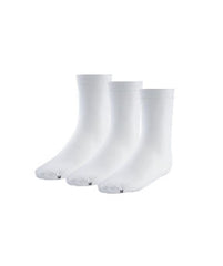 Short Socks - White (Pack of 3)