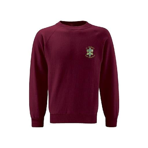 St. Peter's EG Jumper Crew Neck