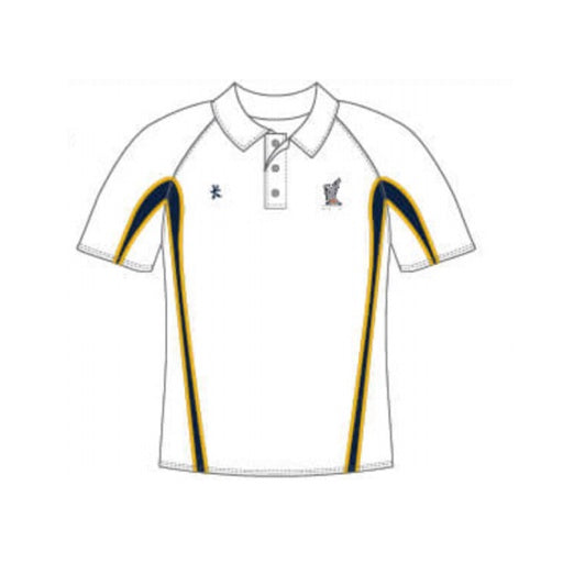 Ardingly College Senior Boys Sports Top - White