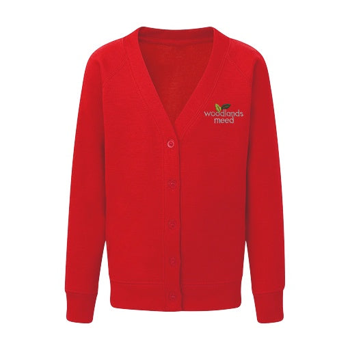 Woodlands Meed Nursery to Year 9 Cardigan