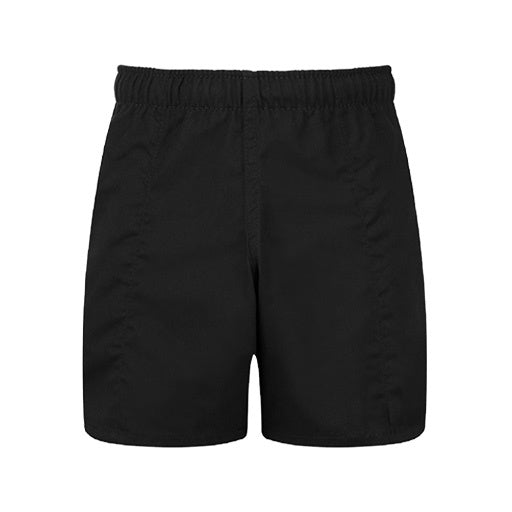 Rugby Shorts - Black