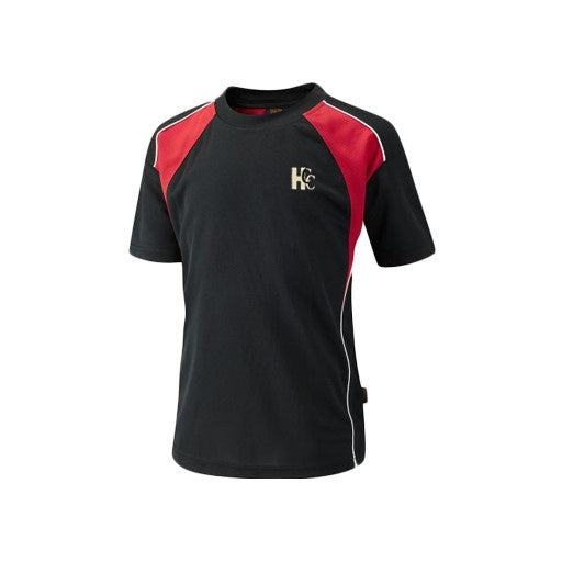 Hailsham PE Top - Wiggins (Red)