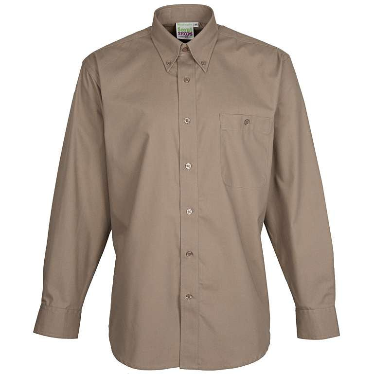 Explorer Scout Long Sleeve Uniform Shirt