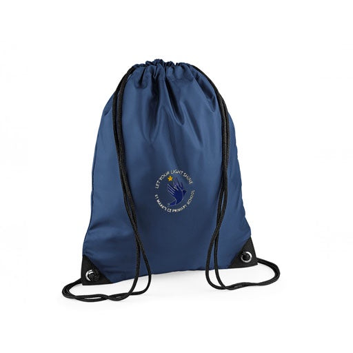 St. Mark's PE Bag