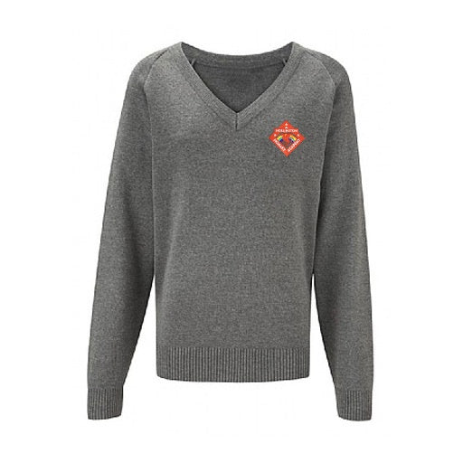 Hollington V-Neck Jumper