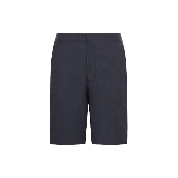 Boys School Shorts - Navy