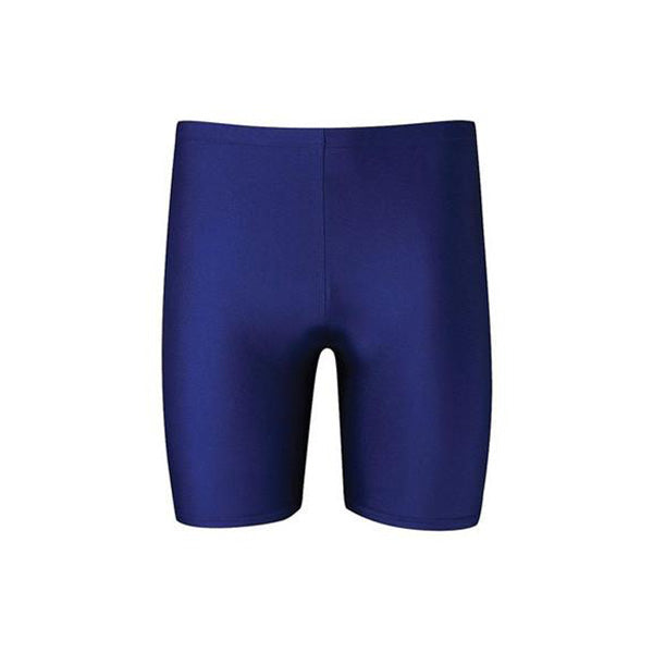 Girls Lycra PE Shorts - Navy