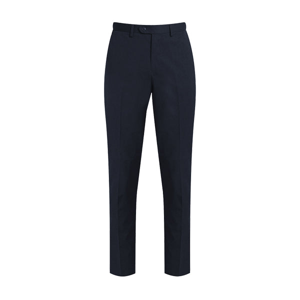 Slim-Fit Senior Boys Trousers - Navy