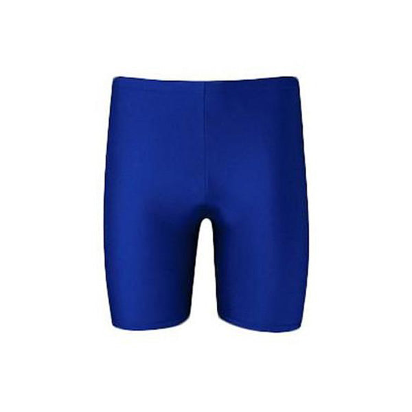 Girls Lycra PE Shorts - Royal