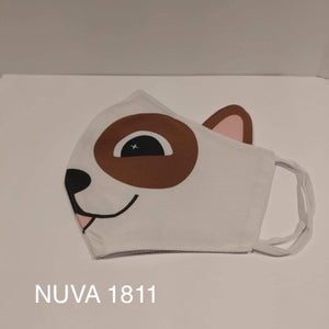 Dog spot - face mask with NUVA 1811 water repellent technology
