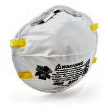 Load image into Gallery viewer, 3M N95 8210 Respirator Face Mask