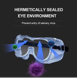 Safety Protective Googles