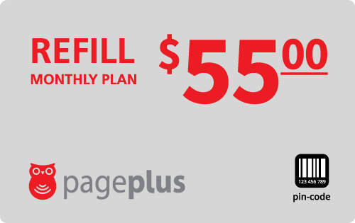 Pageplus Unlimited Data 4GLTE