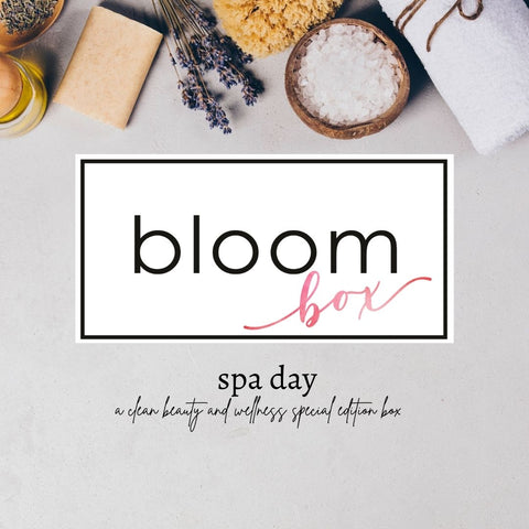 Bloom Box - Spa Day