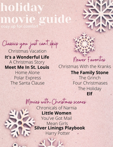 Holiday Movie Guide