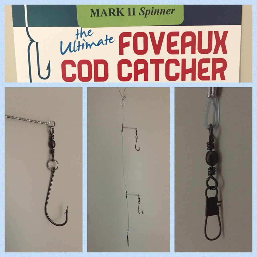 Mark II Spinner Foveaux Cod Catcher