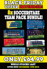 **BLACK FRIDAY DEAL** Eight Team Pack Bundle!