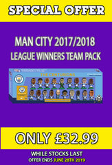 **SPECIAL OFFER** Man City 2017/2018 League Winners Team Pack!