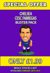 **SPECIAL OFFER** Chelsea Cesc Fabregas (2019 Edition)