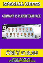 **SPECIAL OFFER** Germany - 15 Player Team Pack (2016)