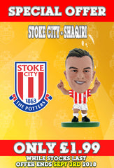 **SPECIAL OFFER** Stoke Xherdan Shaqiri for £1.99!