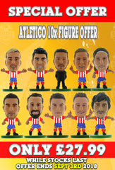 **SPECIAL OFFER** Atletico Madrid Classic Kit Blister Pack Bundle!