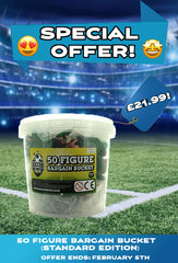 **SPECIAL OFFER** 50 Piece (Standard) Bargain Bucket!
