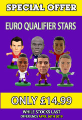 **SPECIAL OFFER** Euro Qualifiers Star Player Bundle!
