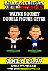 **BLACK FRIDAY DEAL** Wayne Rooney Double Bubble!